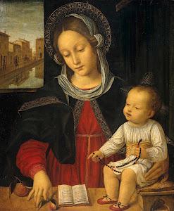 RIJKS: Borgognone: painting 1523