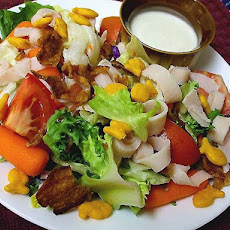 Ranch Club Salad