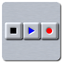 Easy 3minute voice recorder icon
