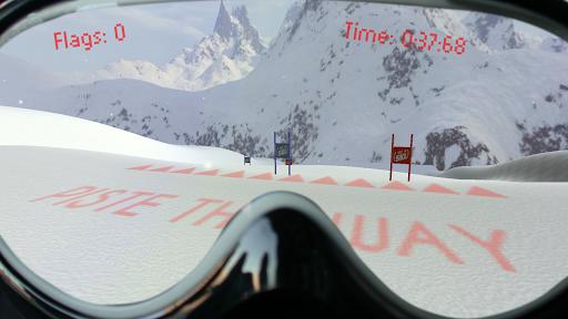 Tilt Ski - screenshot