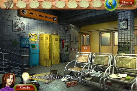 Natalie Brooks: Lost Kingdom - screenshot
