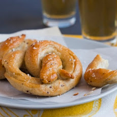 Mustard Soft Pretzels from 'Salty Snacks'