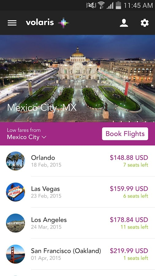Volaris Screenshot