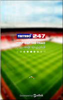 Screenshot of TheThao247 - Tin tuc the thao