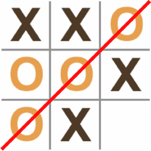 Noughts and Crosses LOGO-APP點子