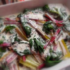 Pumpkin and Chard Gratin Recipe | Yummly