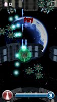 Screenshot of Exp3D  (Space Shooter - Shmup)