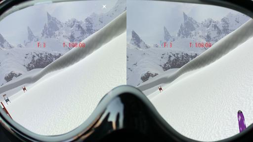 Tilt Ski: Cardboard Edition - screenshot