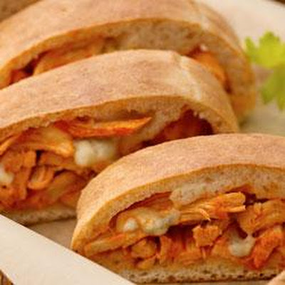 Buffalo Chicken Stromboli by Pillsbury®