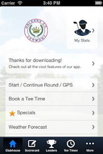 Orleans Country Club - screenshot
