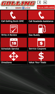 Golling Buick GMC - screenshot