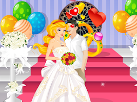 Screenshot of I Will Mary You Today Dress Up