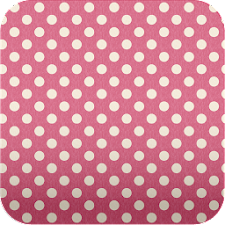 pink color polkadots wallpaper