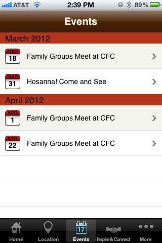 【免費商業App】Christian Family Chapel-APP點子