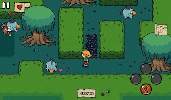 Screenshot of Ittle Dew