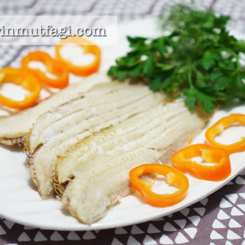 Baked Sole Fish