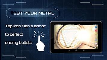 Screenshot of Iron Man 3 Live Wallpaper