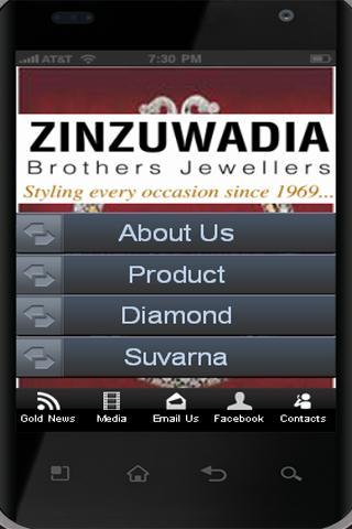 【免費商業App】ZINZUWADIA-APP點子