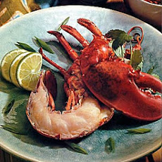 Grilled Summer Lobster