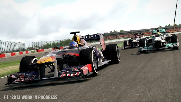 Is Codemasters preparing to reveal F1 2014?