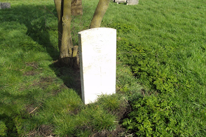 Sgt Richard Upton's grave in Streatham Cemetery
