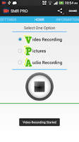 Screenshot of Secret Video Recorder - FREE