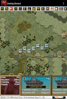 Screenshot of Panzer Campaigns - Panzer