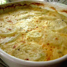 Southern Living Cheesy Scalloped Potatoes
