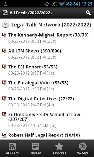 Legal Talk Network Podcasts