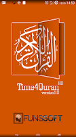 Screenshot of Time4QuranHD