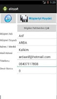 Screenshot of Arda Yazilim Muhasebe Programı