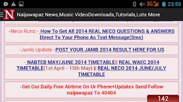 Screenshot of Nigeria Movies