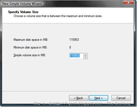 vista partition6