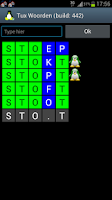 Screenshot of Tux Words (Lingo)