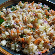 Quinoa-Apple Salad