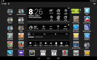 Screenshot of LC Carbon Fiber Apex/Go/Nova