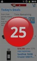 Screenshot of Buy.com Old app
