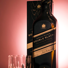DoubleBlack  by Sarang Bhagat - Food & Drink Alcohol & Drinks ( #johnnywalker, #whisky, #double, #black, #scotch )