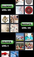 Screenshot of 4 Pics 1 Word Cheats & Answers