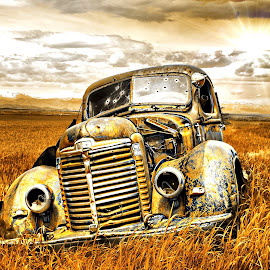 Rustig & resting by Dave Bower - Transportation Automobiles