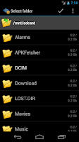 Screenshot of APK Fetcher Lite