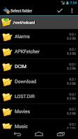 Screenshot of APK Fetcher Lite