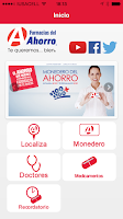 Screenshot of Farmacias del Ahorro V2