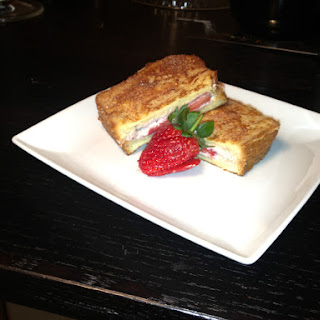 Stuffed French Toast…. surprise your wife with a delicious breakfast