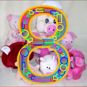 Count Soft Toys 1-10 icon