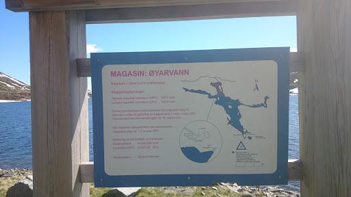 Magasin Øyarvann