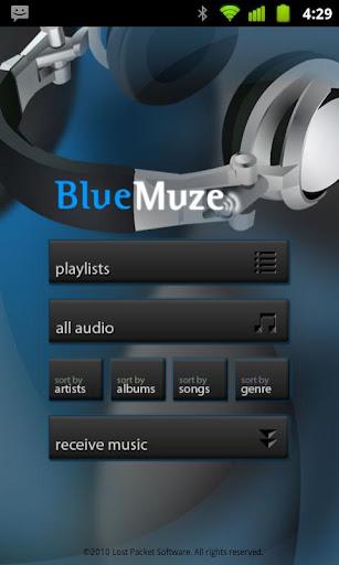 BlueMuze