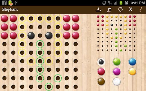 【免費解謎App】Mosaic Colors Pro-APP點子