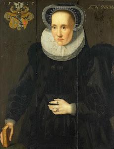 RIJKS: attributed to Adriaen van Cronenburg: painting 1553
