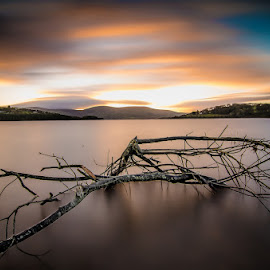 by Oliver Almazan - Landscapes Waterscapes ( ireland, lakes, landscape )